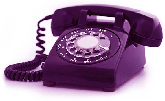 purple hotline